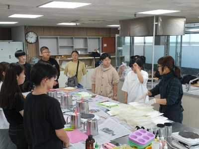 홀몸노인 방문봉사 천연비누 만들기(10.26)